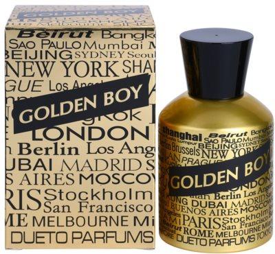 Dueto Parfums Golden Boy Eau de Parfum unisex