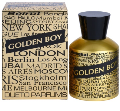 Dueto Parfums Golden Boy parfumska voda uniseks