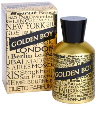 Dueto Parfums Golden Boy parfémovaná voda unisex 1