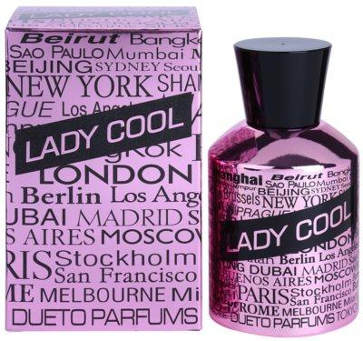 Dueto Parfums Lady Cool woda perfumowana dla kobiet
