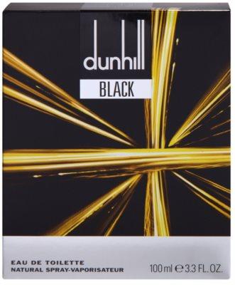 Dunhill Black eau de toilette para hombre 4