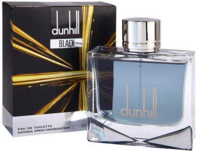 Dunhill Black eau de toilette para hombre 1