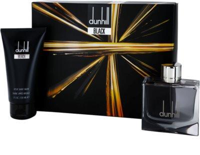 Dunhill Black set cadou