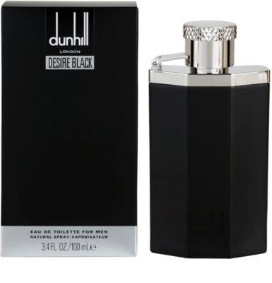 Dunhill Desire Black eau de toilette para hombre