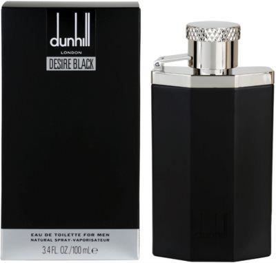 Dunhill Desire Black Eau de Toilette para homens