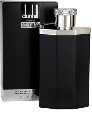 Dunhill Desire Black toaletní voda pro muže 1