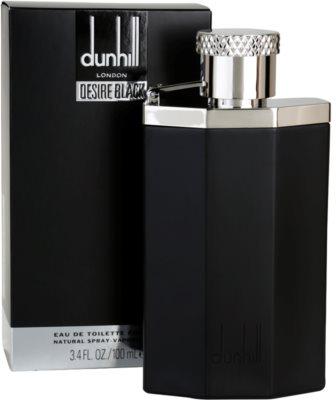 Dunhill Desire Black eau de toilette férfiaknak 1