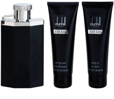 Dunhill Desire Black Gift Set 1