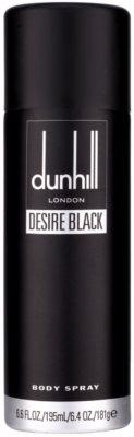 Dunhill Desire spray corporal para hombre