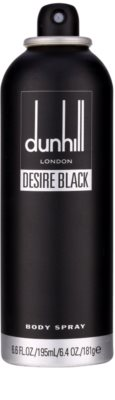 Dunhill Desire spray corporal para hombre 1