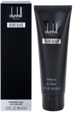 Dunhill Desire Black sprchový gel pro muže