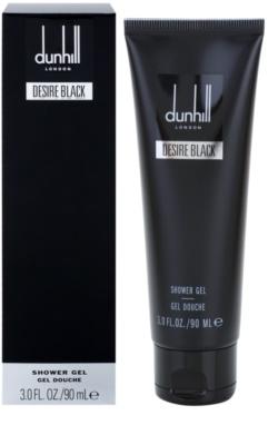 Dunhill Desire Black tusfürdő férfiaknak
