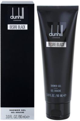 Dunhill Desire Black гель для душу для чоловіків