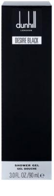 Dunhill Desire Black gel de duche para homens 2