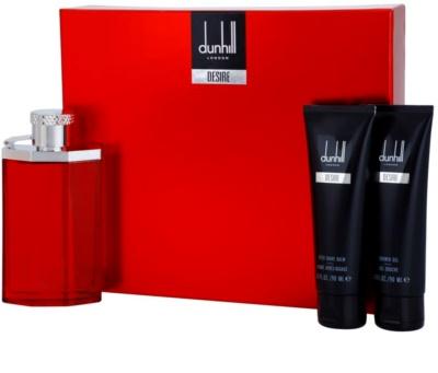 Dunhill Desire Red ajándékszettek