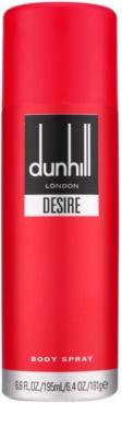 Dunhill Desire Red Körperspray für Herren