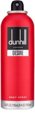 Dunhill Desire Red tělový sprej pro muže 1