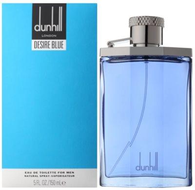 Dunhill Desire Blue eau de toilette para hombre
