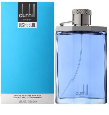 Dunhill Desire Blue Eau de Toilette para homens