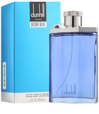 Dunhill Desire Blue Eau de Toilette para homens 2