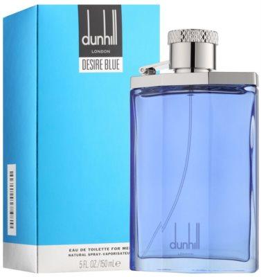 Dunhill Desire Blue тоалетна вода за мъже 2