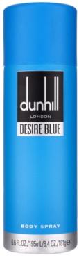 Dunhill Desire Blue spray corporal para hombre