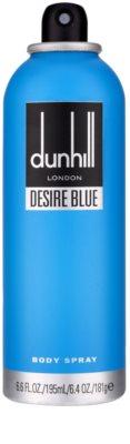 Dunhill Desire Blue spray corporal para hombre 1