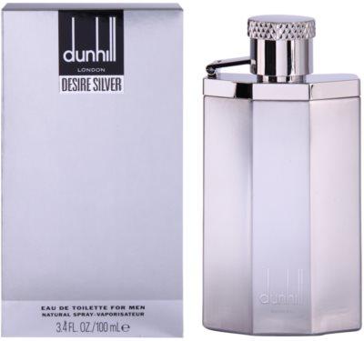 Dunhill Desire Silver Eau de Toilette für Herren