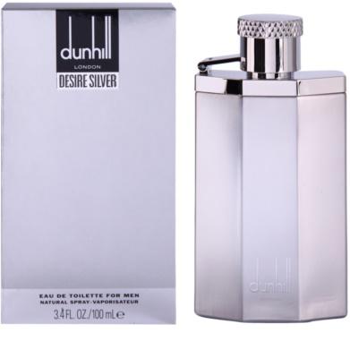 Dunhill Desire Silver Eau de Toilette para homens