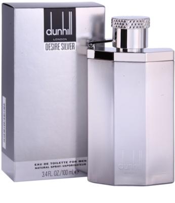 Dunhill Desire Silver туалетна вода для чоловіків 1