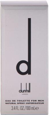 Dunhill Dunhill D Eau de Toilette für Herren 4