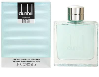 Dunhill Fresh toaletna voda za moške