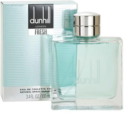 Dunhill Fresh Eau de Toilette para homens 1
