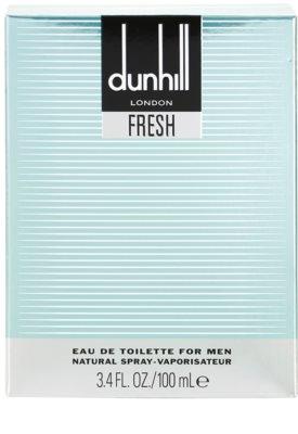 Dunhill Fresh Eau de Toilette para homens 4