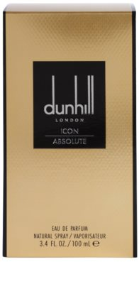 Dunhill Icon Absolute парфюмна вода за мъже 4