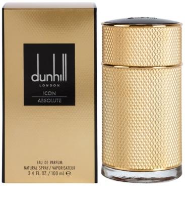Dunhill Icon Absolute eau de parfum férfiaknak