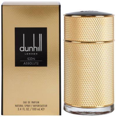 Dunhill Icon Absolute eau de parfum para hombre