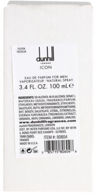 Dunhill Icon parfémovaná voda tester pro muže 2