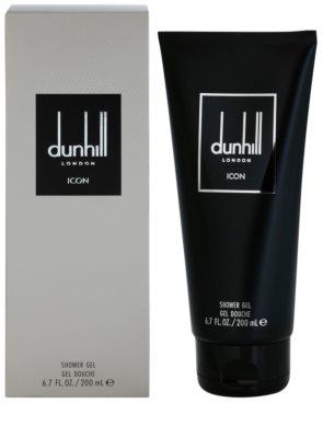 Dunhill Icon gel de duche para homens