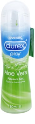 Durex Play Aloe Vera gel lubricante con aloe vera