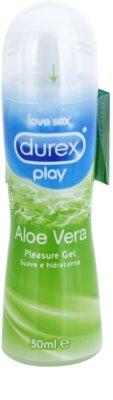 Durex Play Aloe Vera gel lubrifiant cu aloe vera