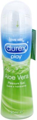 Durex Play Aloe Vera síkosító aleo verával