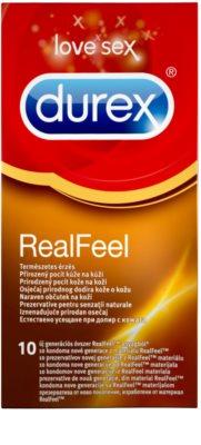 Durex RealFeel kondomy pro přirozený pocit