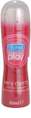 Durex Play Very Cherry Gleitgel mit Kirschgeschmack