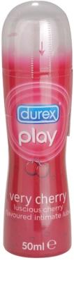 Durex Play Very Cherry síkosító cseresznye ízesítésű