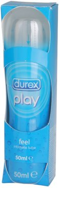Durex Play Feel gel lubrifiant 1