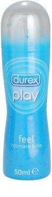Durex Play Feel gel lubrificante