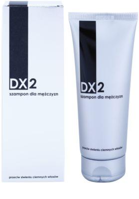 DX2 Men champô para cabelos grisalhos 1