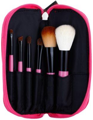 E style Professional Brush набір щіточок для макіяжу 1