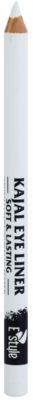 E style Soft & Lasting kajalová tužka na oči